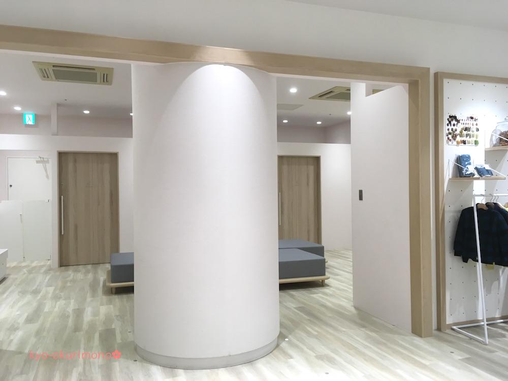 ファミリア神戸本店の授乳室