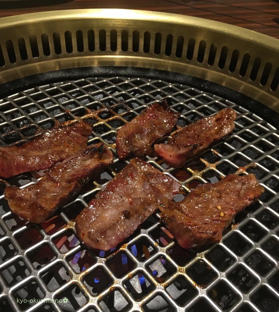 焼き肉の天壇北山店