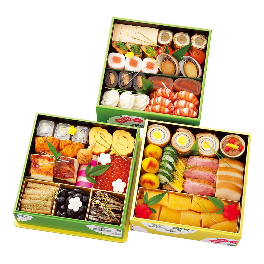 菊乃井の超高級おせち料理
