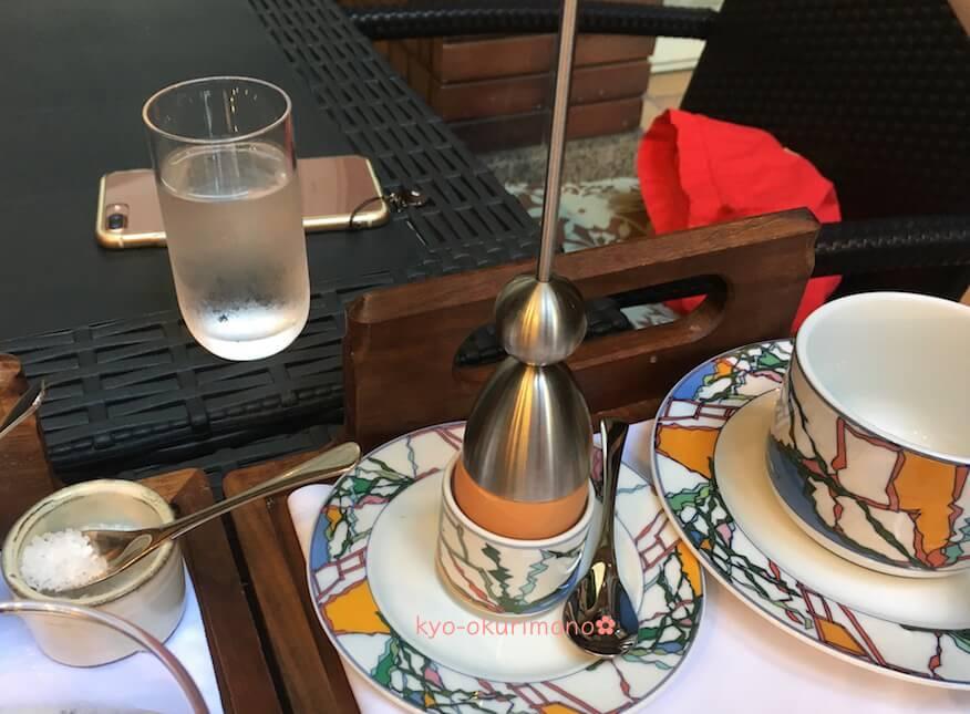 神戸北野ホテル世界一の朝食のたまごカッター