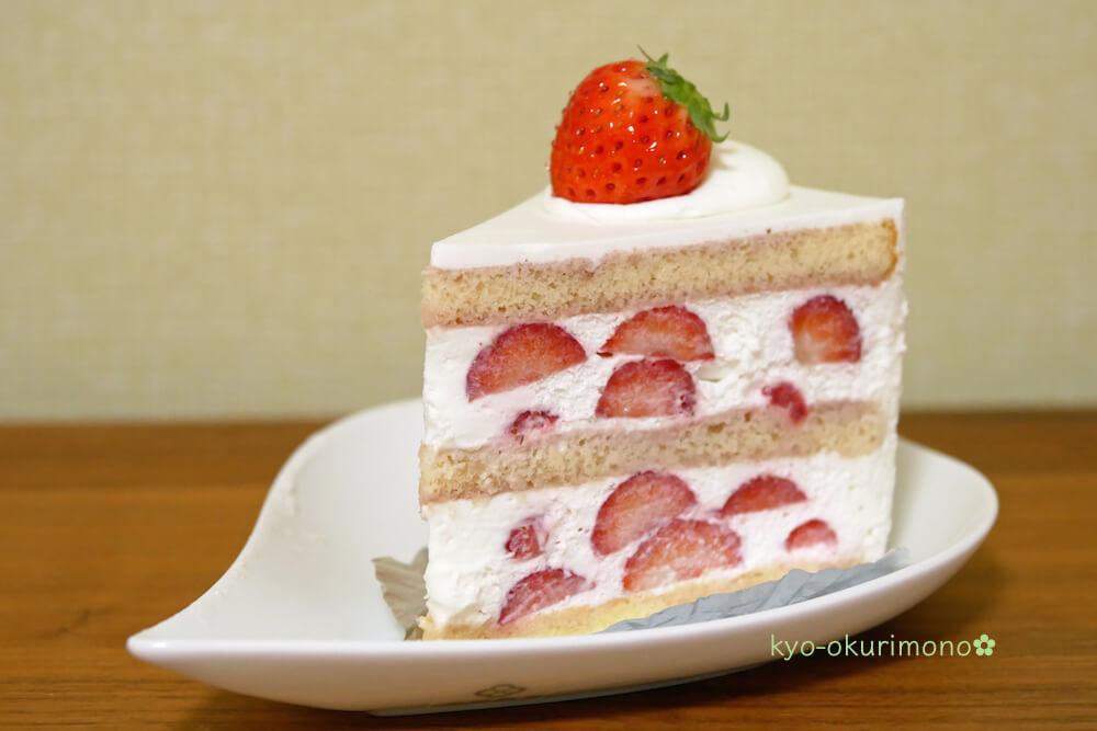 メゾン・ド・フルージュのプレミアムショートケーキ