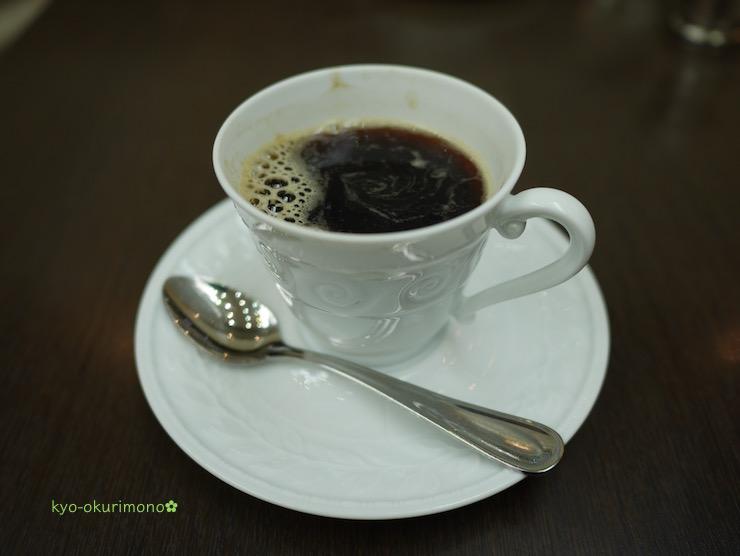 京都ブライトンホテル・クー・オ・ミディのコーヒー