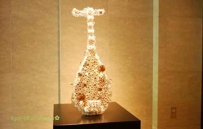 ザ・リッツ・カールトン京都の装飾品