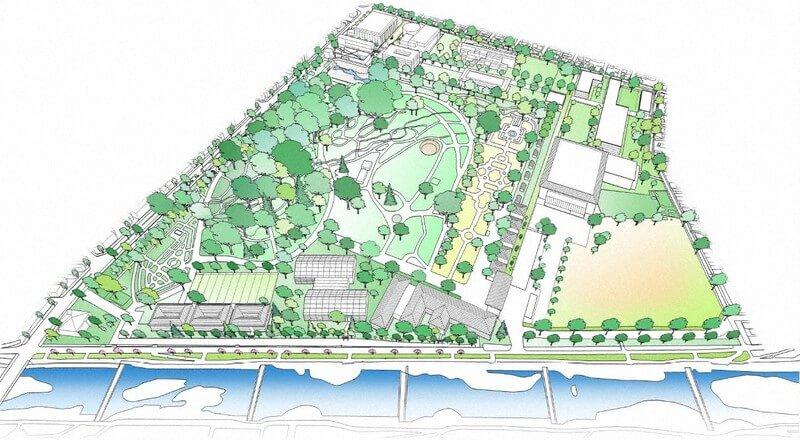 植物園と賀茂川はどうなる?